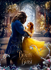 """Jigsaw Puzzles 108 Pieces [Small Pcs] """"Beauty and the beast"""""""