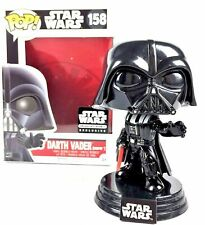 Funko DARTH VADER #158 POP! Smuggler's Bounty Exclusive Bobble-Head Vinyl Figure