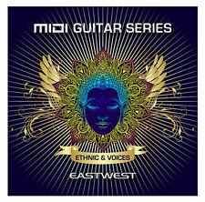EastWest MIDI Guitar Series Vol 2: Ethnic and Voices