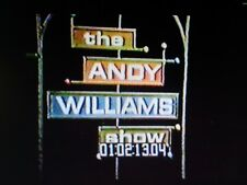 THE ANDY WILLIAMS SHOW 48 EPISODES ON DVD CLASSIC 60s TV VARIETY