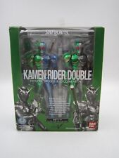 Masked Kamen Rider Double W Cyclone Trigger & Metal SHF S.H. Figuarts Figure Set