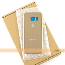 NEW Original Battery Back Cover Glass For Samsung Galaxy S7 G930A AT&T Gold US