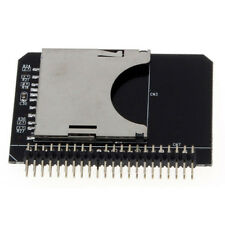 SD SDHC SDXC MMC Memory Card to IDE 2.5 Inch 44Pin Male Adapter Converter V R7W6
