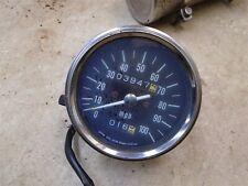 HODAKA 125 WOMBAT Speedometer 1976 RB-126 JS