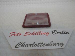 Rollei, Rolleicord Va Einstellscheibe mit leichten Wischspuren