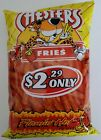NEW CHESTER'S FLAMIN' HOT FRIES SNACK 5.25 Oz Bag FREE WORLDWIDE SHIPPING