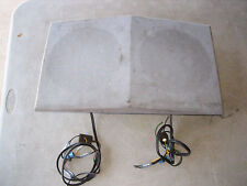 Mercedes W126 CustomRear Deck Subwoofer Mount W/Speakers 500SEC 420SEL 500SEL