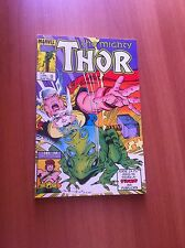 The Mighty THOR nr 10  PLAY PRESS 1991 ETERNALS ottimo MARVEL
