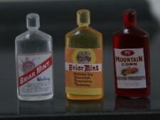 Dolls house accressories   3 Bottles of Drink   KA297