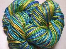 100% Pure Mulberry Lyba Silk Yarn 50 gram 4 Ply DK 002 Summer Lot B