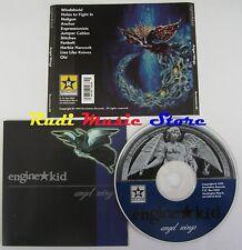 CD ENGINE KID Angel wings 1995 REVELATION 38 no lp mc dvd (CS53)