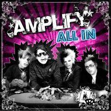 Amplify - All In 2008 CD Pop Punk SupertalentTeilnehmer