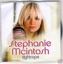 (H118) Stephanie McIntosh, Tightrope - DJ CD