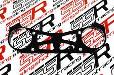 Black Kawasaki ZRX 1200 ZRX1200 ZRX1200R Front Fork Suspension Brace Stabilizer