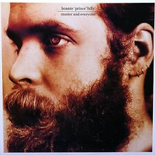 Bonnie Prince Billy Master & Everyone Vinyl LP Record & MP3! will oldham! NEW!!!