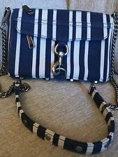 Rebecca Minkoff Crossbody Bag With Silver hardware