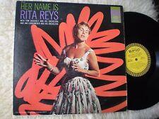 HER NAME IS RITA REYS lp EPIC LN 3522 1959
