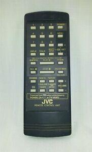 JVC GUR54EC1086 TV / VCR Remote Control Tested Working