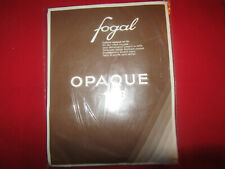 Fogal Pantyhose Opaque 108,color winter white,size M