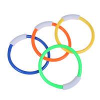 Verano buceo submarino anillos piscina niños buceo anillo agua jugar juguete
