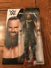 Mattel WWE BRAUN STROWMAN Figure Basic Series 78 RAW Superstar Rare