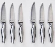 6 Piece Hollow Handle Big Steak Knife