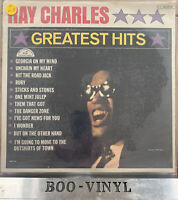 STILL SEALED ~Ray Charles - Greatest Hits Vinyl LP German Press Rare MINT