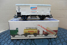 PIKO HO 1/87 CINZANO GOODS WAGON BOXED MODEL RAILWAY