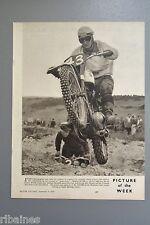 R&L Ex-Mag Advert: Motorbike Scramble  BSA Graham Beamish, Ken Heanes Triumph