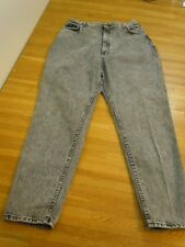 Vintage LEE Riders Women's Size 20W R Acid Wash Classic Jeans Western Rugged