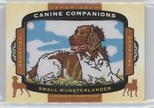 2017 Upper Deck Goodwin Champions Canine Companions Small Munsterlander #Cc34