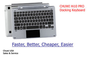 ChuwiUSA  Hi10 PRO / AIR / X Tablet PC Docking Detachable Keyboard