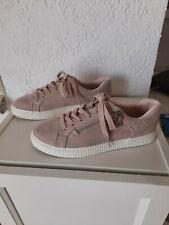 Damen Schuhe Sneaker, rosa, Größe 40