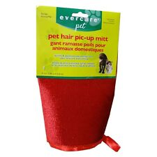 Evercare Dog Cat Pet Hair Fur Remover Pic-Up Mitt