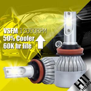 CREE H11 H8 H9 252W 38800LM LED Headlight Kit single Beam 6500k pk cree 388W