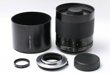 Exc+4 Tamron SP 500mm f/ 8 BBAR Reflex Tele macro 55BB For PK JAPAN 200879