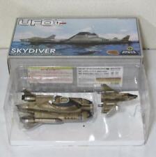【EXC】UFO SHADO SKYDIVER PRODUCT ENTERPRISE Gerry Anderson Diecast Model Japan