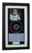 LIL WAYNE Tha Carter III CLASSIC CD GALLERY QUALITY FRAMED+EXPRESS GLOBAL SHIP