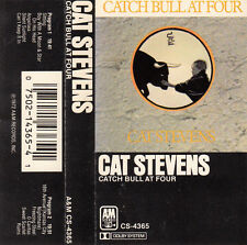 "K 7 AUDIO (TAPE) CAT STEVENS  ""CATCH BULL AT FOUR"""