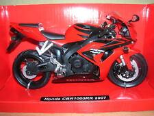 NewRay Honda CBR 1000 RR / CBR1000RR rot red 2007  1:12 Motorrad Motorbike Moto