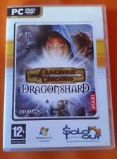 GIOCO PC DVD ROM - DUNGEONS & AND DRAGONS. Dragonshard - PERFETTO