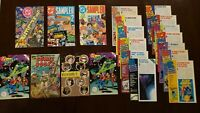 (Lot of 20) DC Sampler (1983) DIRECT Currents Preview * MARVEL About Collecting