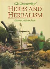 HERBS and HERBALISM ENCYCLOPEDIA Malcolm Stuart **GOOD COPY**