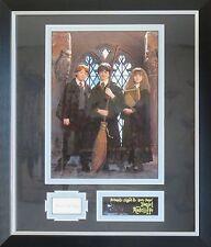 Daniel Radcliffe Signed Framed Harry Potter Photo Display AFTAL
