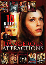 Dangerous Attractions: 10 Killer Thrillers on 2 DVDs - A Deadly Obsession, More