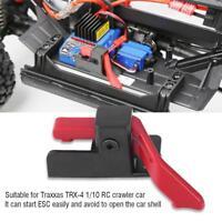 ESC easy start trigger power switch for Traxxas TRX4 1/10 RC Crawler Car #GD