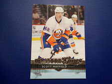 2014-15 UD SERIES 1 YOUNG GUNS ROOKIE CARD #234 - SCOTT MAYFIELD