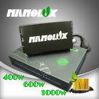 Nanolux Digital Ballast for Hydroponics Grow Light 400w 600w & 1000W HPS & MH