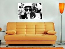 """BEASTIE BOYS 35""""X25"""" MOSAIC WALL POSTER MIKE D MCA"""