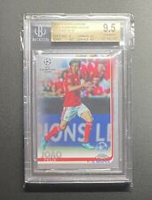 2018-19 Topps Chrome UEFA Champions League Joao Felix RC BGS 9.5 GEM MINT